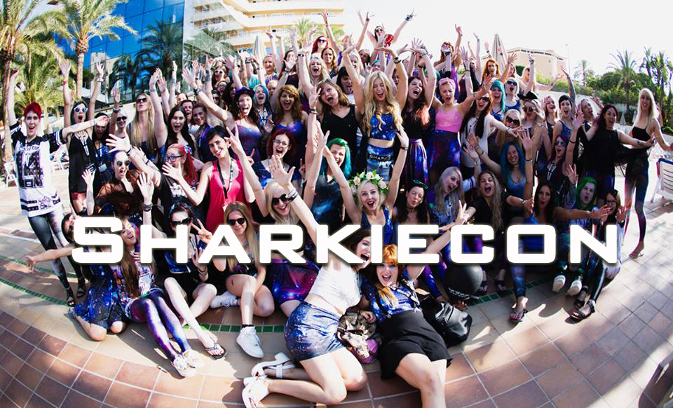 Sharkiecon Europe: Sun, Sand & Black Milk